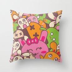 Randomness Throw Pillow