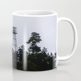 forest ranger tower Coffee Mug