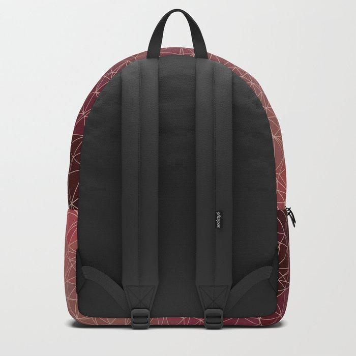 Polygonal A1 Backpack