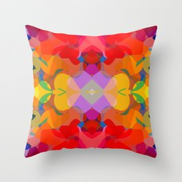 """""""Graphic"""" Throw Pillow"""