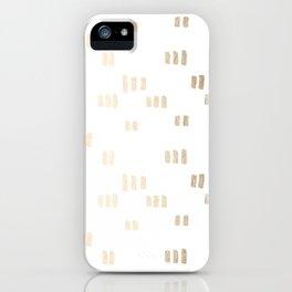Golden Guards iPhone Case