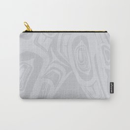 Raven Fin Orca Grey Lund Carry-All Pouch