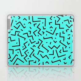 Memphis pattern 32 Laptop & iPad Skin