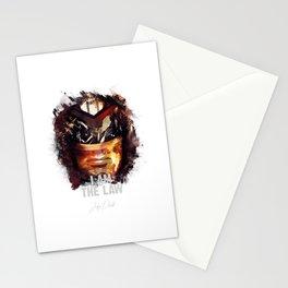 Judge Dredd - Sylvester Stallone Stationery Cards
