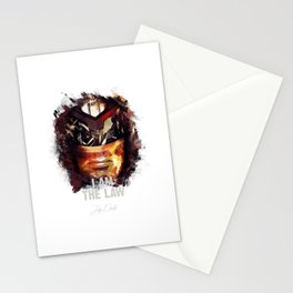 Judge Dredd - Sylvester Stallone Stationery Cards