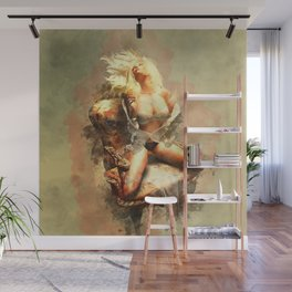 Release Me Wall Mural