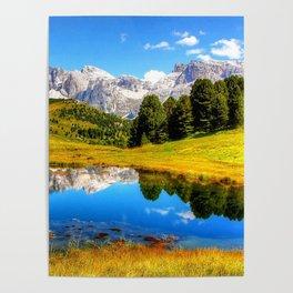 mountain_landscape Poster