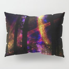 close your eyes and dream with me Pillow Sham