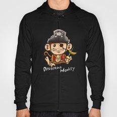 Dangerous Monkey! Hoody
