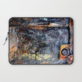 meEtIng wiTh IrOn no24 Laptop Sleeve