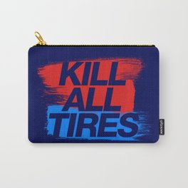 Kill All Tires v3 HQvector Carry-All Pouch