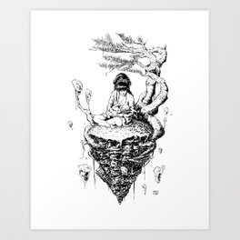 Mother Art Print