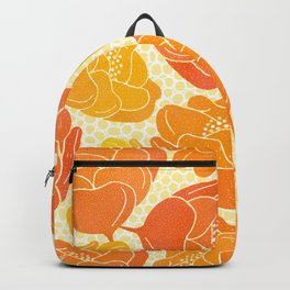 Summer Poppies Backpack