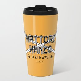 Hattori Hanzo Steel Travel Mug
