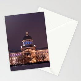 Montréal in November (4 of 11) Stationery Cards