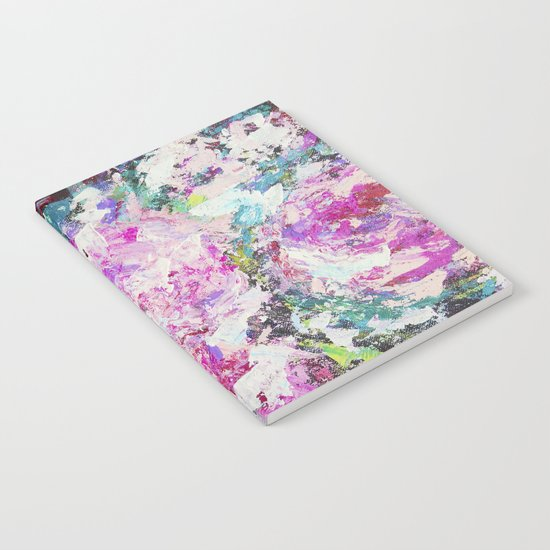 Abstract painting 2 Notebook