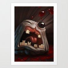 Monstro 2015 Art Print
