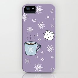 Winter Treat iPhone Case