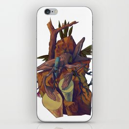 One with the sound iPhone Skin