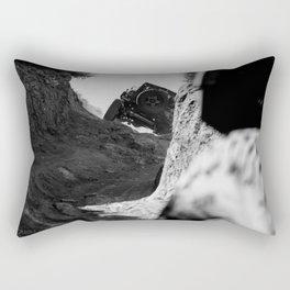 PUSH THROUGH Rectangular Pillow