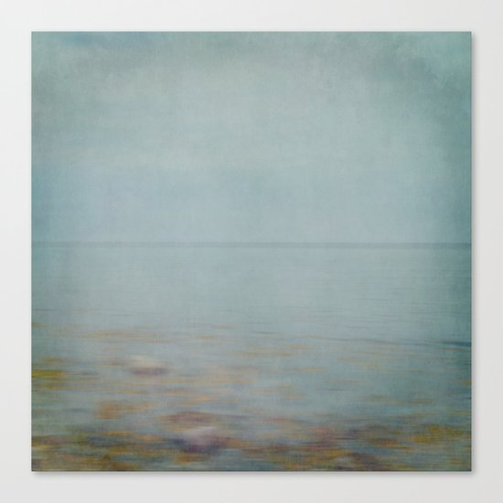 sea square II Canvas Print