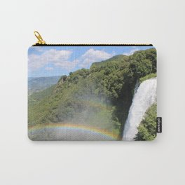 Waterfall of Marmore Carry-All Pouch