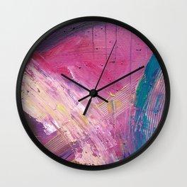 ROYAL Posessions 4 Wall Clock