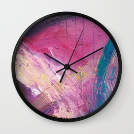 ROYAL Posessions 4 Wall Clock