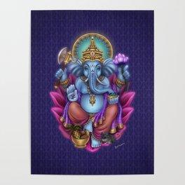 Ganesh Ganesha Poster