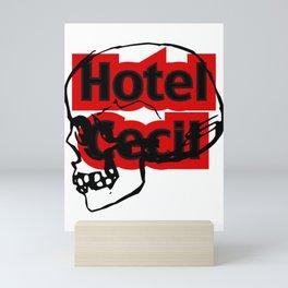 Creepiest Hotel Mini Art Print