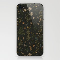 Old World Florals iPhone & iPod Skin