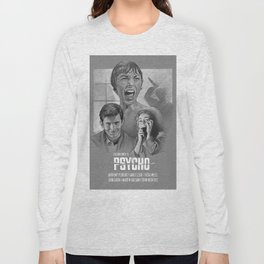 Psycho (1960) Long Sleeve T-shirt