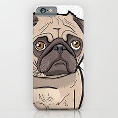 Fat Pug Slim Case iPhone 6s