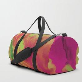 Cascade Of Colour Duffle Bag
