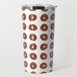 Chocolate Donuts Travel Mug