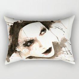 Too much exposure Rectangular Pillow
