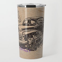 car racing Travel Mug