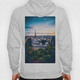 Sunset in Paris (Color) Hoody