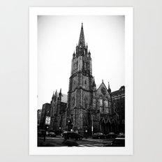 Church of the Covenant Art Print