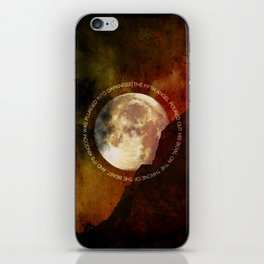 The Fifth Bowl   3•1 iPhone Skin