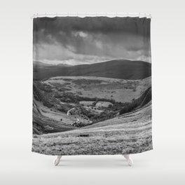 Elan Valley Shower Curtain