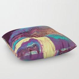 Geode Floor Pillow