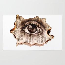 Burnt Paper Rug