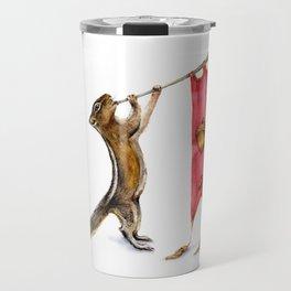 Herald Chipmunk Travel Mug