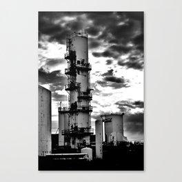 Dark Tower (small) Canvas Print