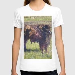 Cosmic Young Bull T-shirt
