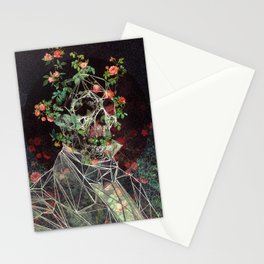 Mr. Cage Stationery Cards