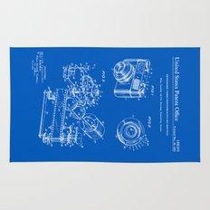 Camera Patent 1963 - Blueprint Rug