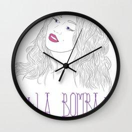 La Bomba Wall Clock