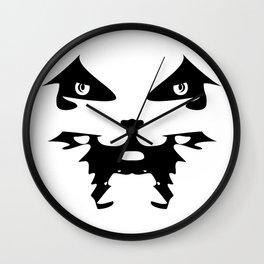 Dani Face Symbol Wall Clock